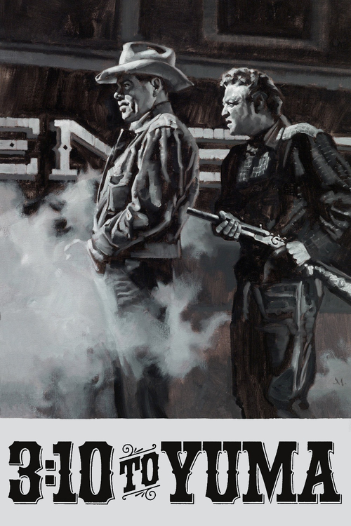 1957 3:10 To Yuma movie poster