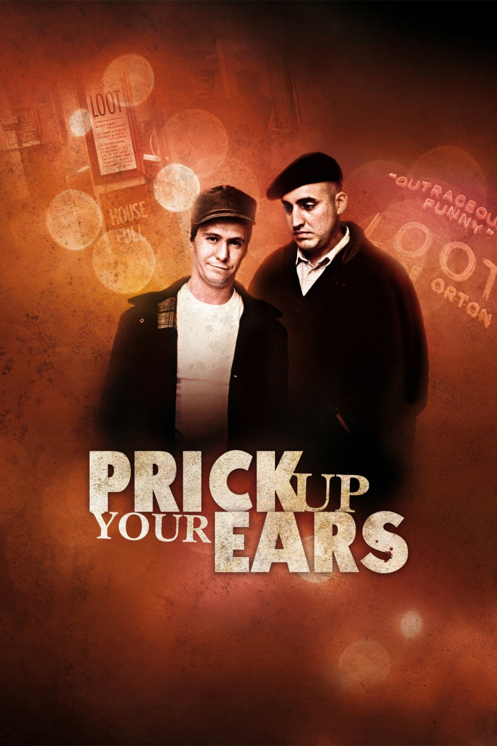 1987 Prick Up Your Ears movie poster