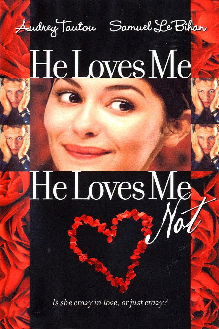 2002 He Loves Me, He Loves Me Not movie poster