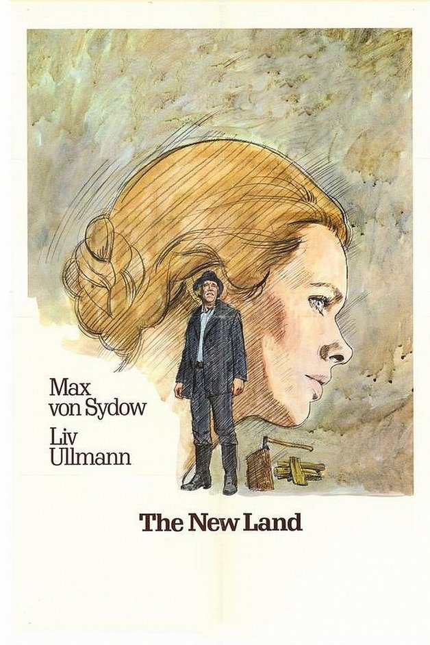 The New Land Poster