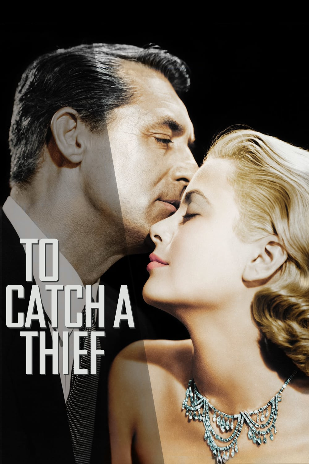 1955 To Catch a Thief movie poster